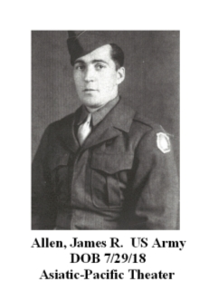 Allen,James R. USArmy