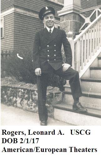 Rogers, Leonard A.