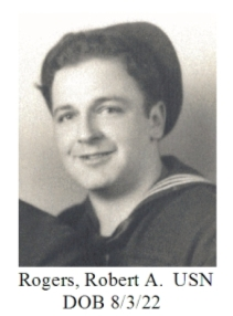 Rogers, Robert A.