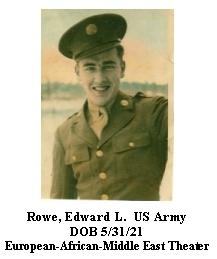 Rowe, Edward L.