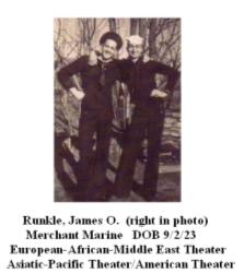 Runkle, James O.