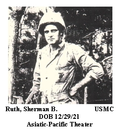 Ruth, Sherman B.