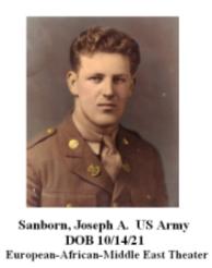 Sanborn, Joseph A.