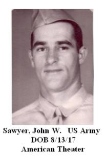 Sawyer, John W.