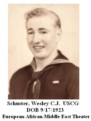 Schuster, Wesley CJ.