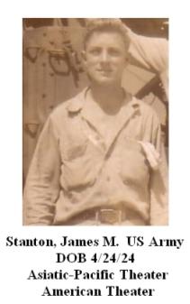 Stanton, James M.