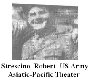 Strescino, Robert