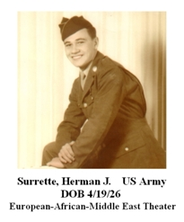 Surrette, Herman J.