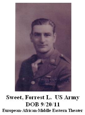 Sweet, Forrest L.