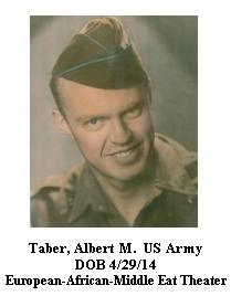 Taber, Albert M.