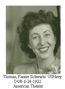 Thomas, Fannie Schwartz