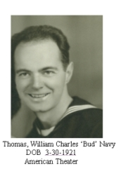 Thomas, William Charles (Bud).