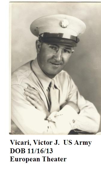 Vicari, Victor J.