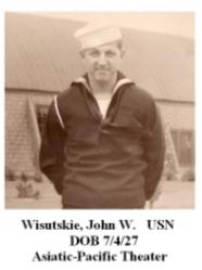 Wisutskie, John W.