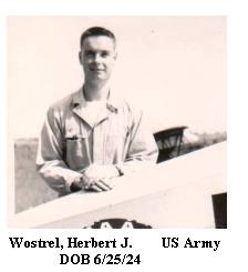 Wostrel, Herbert J.