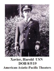 Xavier, Harold